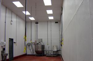 Frp Sanitary Wall Panels Fiberglass Grating And