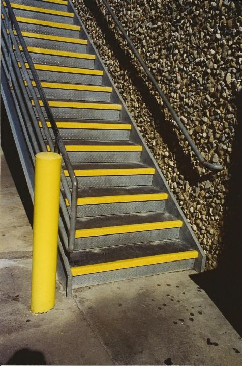 Spiral Stair Tread Covers